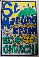 eco church banner