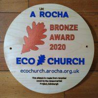 eco church roundel floor